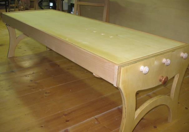 Massaggio sonoro con letto armonico - Letto da massaggio ...